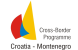 CB Programme Croatia-Montenegro/Ministry of Regional Development and EU funds
